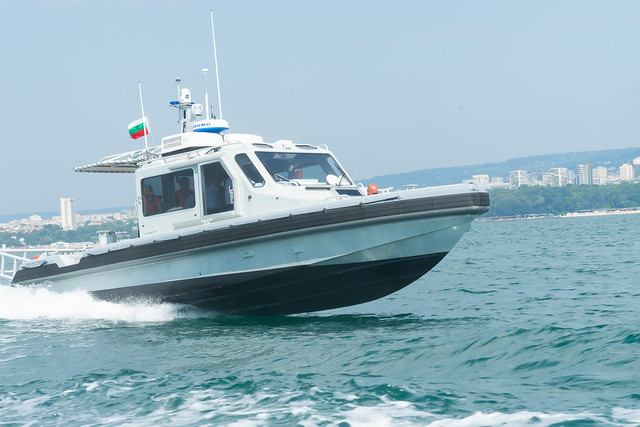 $2 Million U.S. Boat Donation Will Protect Bulgarian Coast
