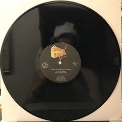 T SKI VALLEY:!CATCH THE BEAT!(RECORD SIDE-B)