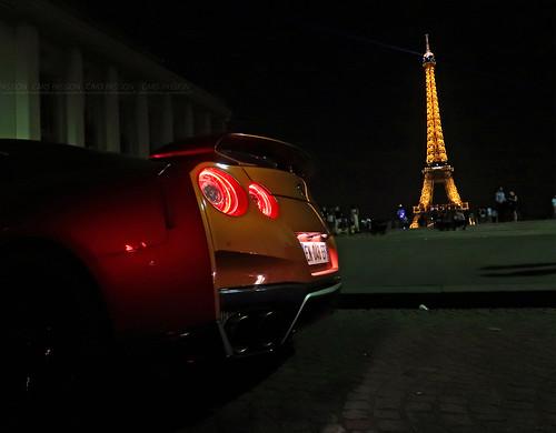 Nissan GTR / POrsche 993 4s