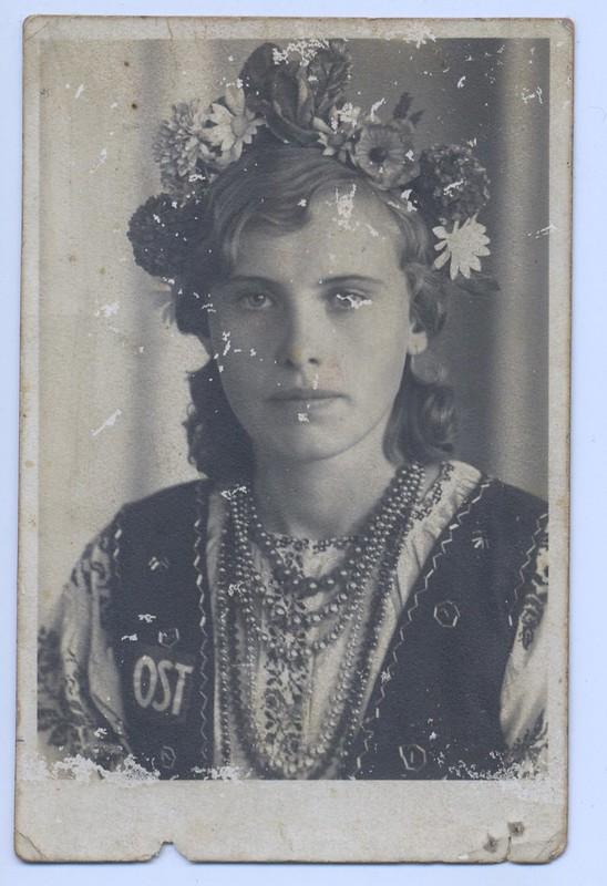 Лица советской эпохи. Часть 341. Остарбайтеры