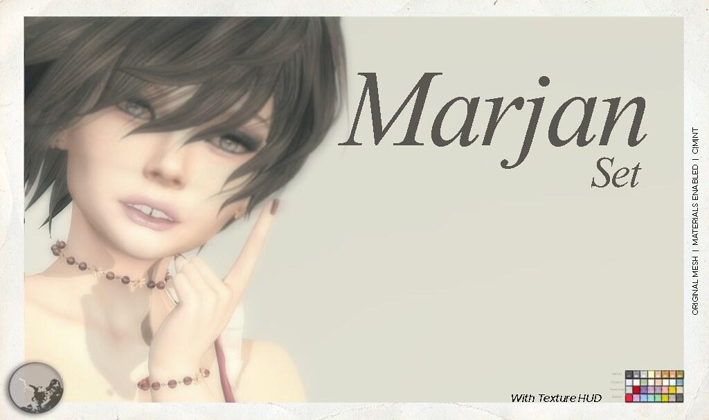 Marjan Set @ Lost & Found