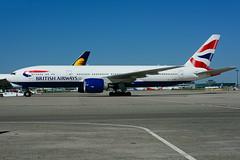 G-VIIV (British Airways)