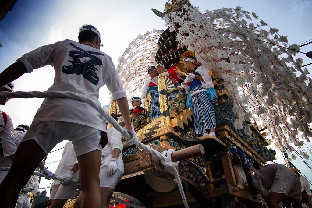 Chichibu Festival, Japan 19