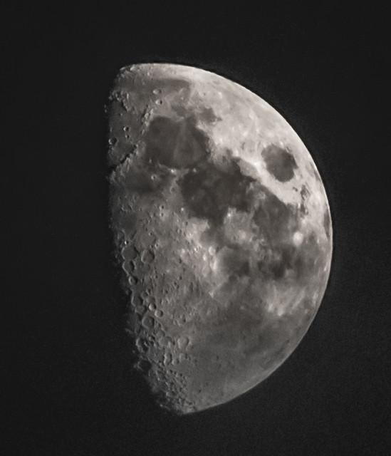 A Lua brilha em todos