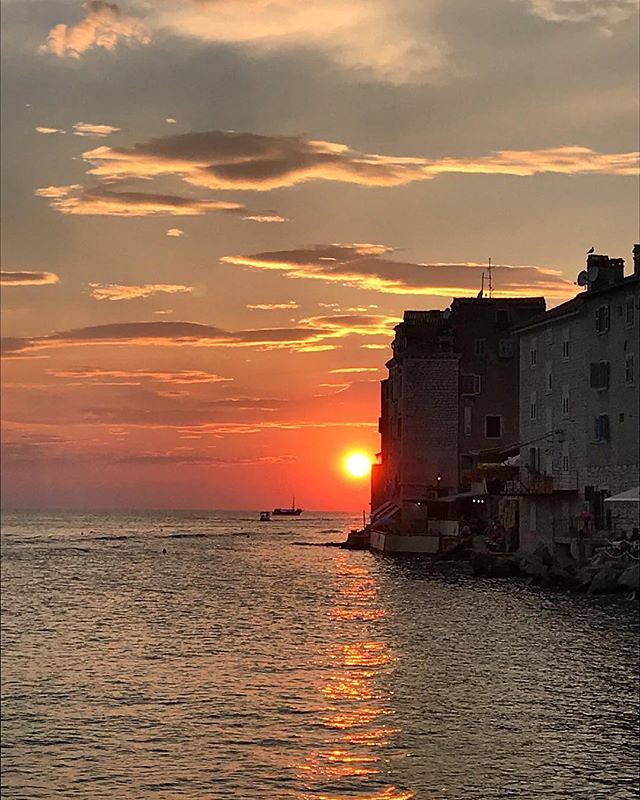 Systems of Romance  #sunset #adriatic #holiday #summervibes