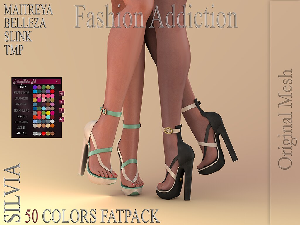 SILVIA SHOES @ VANITY EVENT