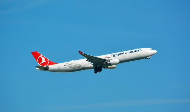 Photo:Turkish Airlines A330-303, TC-JNT, named Truva, as TK 1822 CDG-IST By usf1fan2