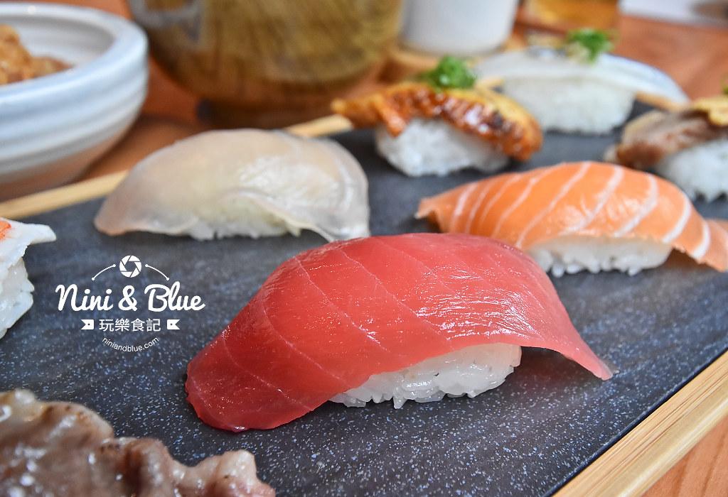 一笈壽司 台中 公益路 YIJI sushi 菜單19