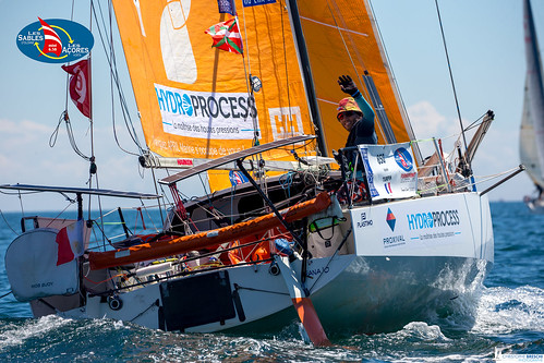 CLASSE MINI : LES SABLES-ACORES-LES SABLES 2018 | by Les Sables Vendée Course au Large