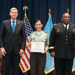 Fri, 07/27/2018 - 14:35 - On July 27, 2018, the William J. Perry Center for Hemispheric Defense Studies hosted a graduation ceremony for its 'Defense Policy and Complex Threats' and 'Cyber Policy Development' programs. The ceremony and reception took place in Lincoln Hall at Fort McNair in Washington, DC.