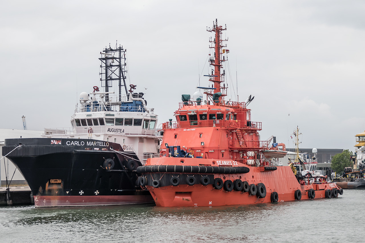 Seaways 22 & Carlo Martello
