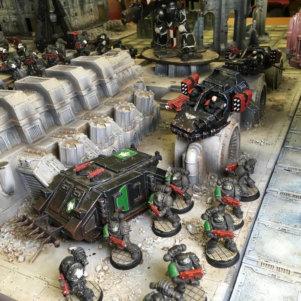 Medal of Colors Assault on Molech Armies-61