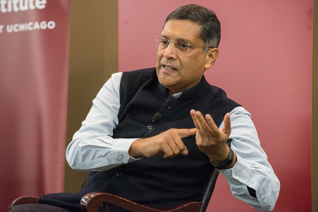 A Conversation with Arvind Subramanian, Chief Economic Advisor to the Government of India on April 16