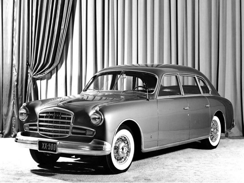 Plymouth XX-500 Concept (1950)