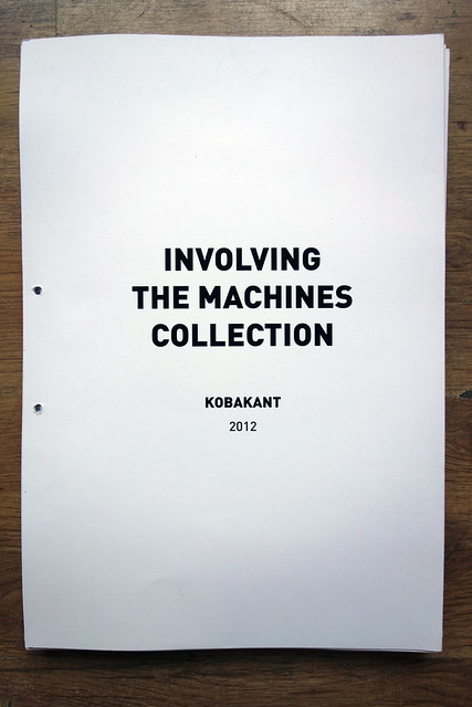 Involving The Machines (ITM Collection)