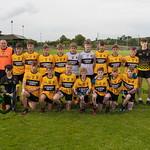 Corduff v Doohamlet Under 15 Division 3 Championship Final 2018