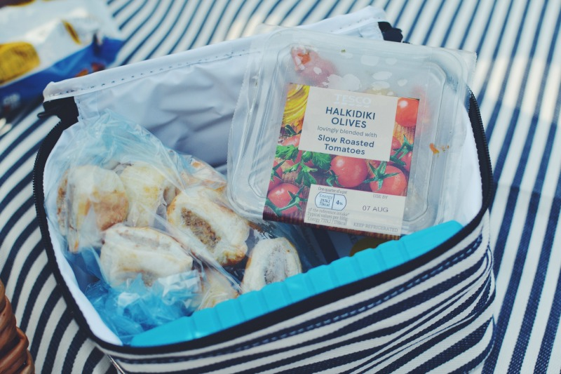 Picnic wayfair Hamper