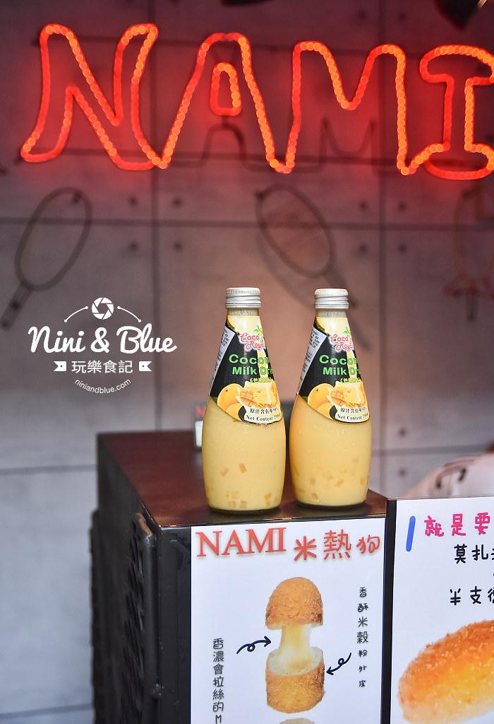 nami米熱狗 逢甲夜市 韓國 美食小吃05