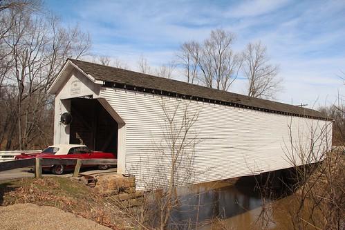 Classic Covered Bridge