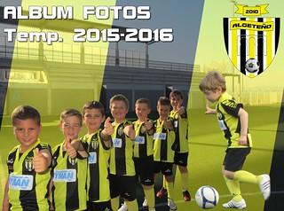 C.D. ALGETEÑO - Temporada 2015-2016