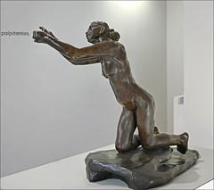 L'Implorante de Camille Claudel (Musée Camille Claudel, Nogent-sur-Seine)
