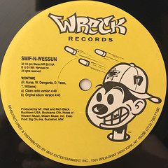 SMIF-N-WESSUN:WONTIME(LABEL SIDE-A)