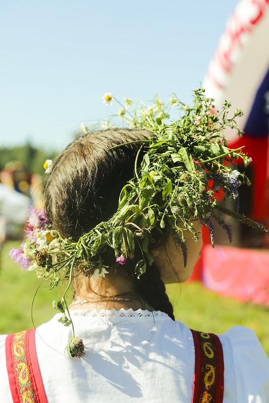 """Фестиваль """"Молочная река 2018"""" в Рузе."""