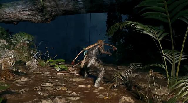 Tomb Raider - Rambo soyasi