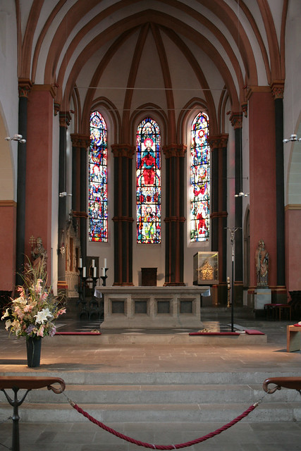Stiftskirche St. Suitbertus  (3), Canon EOS 5D, Canon EF 35mm f/2