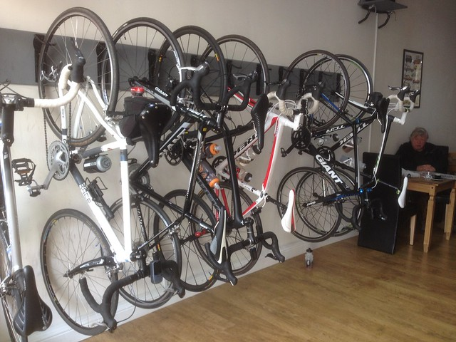 Yorkshire Wolds Cycle Route Cafe Velo Beverley