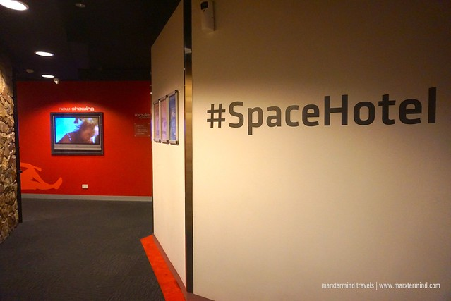 Space Hotel Melbourne Movie Floor