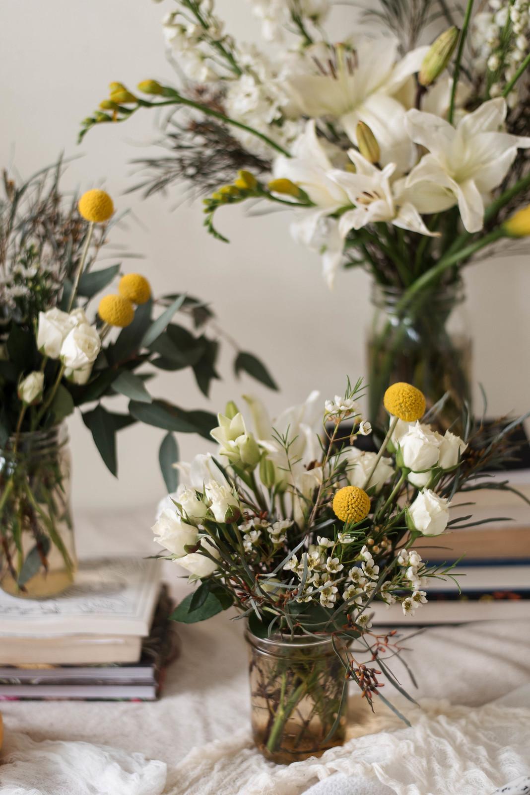 Chic Unique Elegant Floral Arrangements on juliettelaura.blogspot.comChic Unique Elegant Floral Arrangements on juliettelaura.blogspot.com