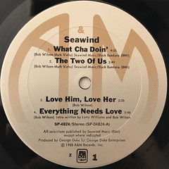 SEAWIND:SEAWIND(LABEL SIDE-A)