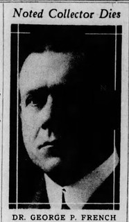 Dem Chron 26 Nov 1932 p. 9 Dr. George P. french