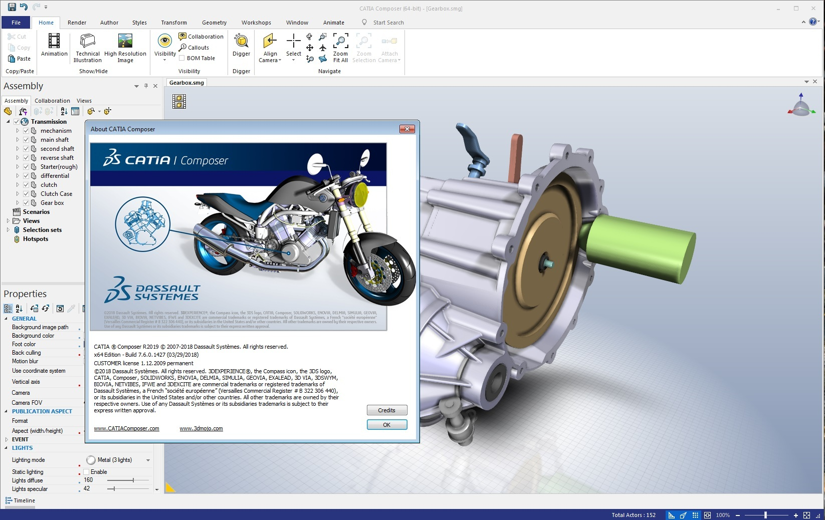 Download DS CATIA Composer R2019 Win64 full license forever