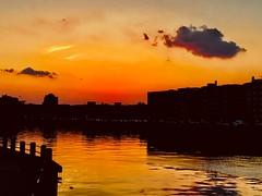 Sunset, Sheepshead Bay