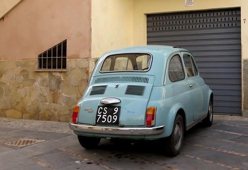 1970 Fiat Nuova 500