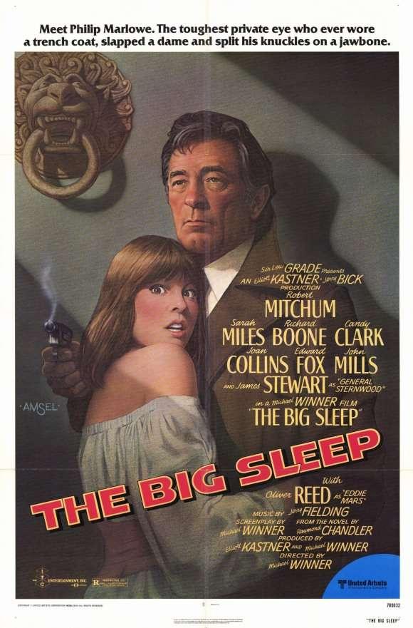 The Big Sleep - 1978 - Poster 2