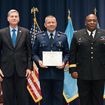 Fri, 07/27/2018 - 14:30 - On July 27, 2018, the William J. Perry Center for Hemispheric Defense Studies hosted a graduation ceremony for its 'Defense Policy and Complex Threats' and 'Cyber Policy Development' programs. The ceremony and reception took place in Lincoln Hall at Fort McNair in Washington, DC.