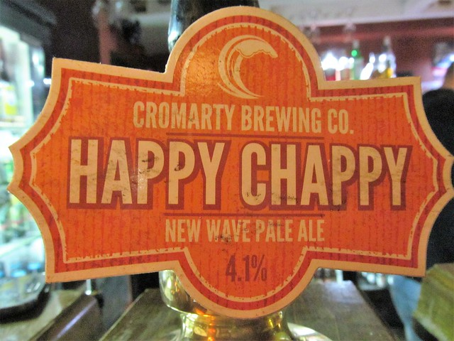 Cromarty Brewing Highland HAPPY, Canon POWERSHOT SX150 IS