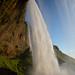 The Power of Seljalandsfoss by Rob Shenk