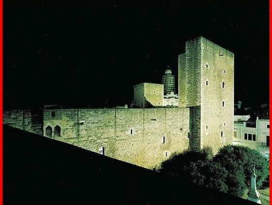 notte san lorenzo al castello e agli scavi