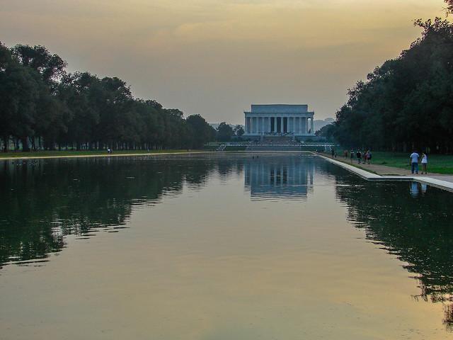 Lincoln Memorial, Sony DSC-H2