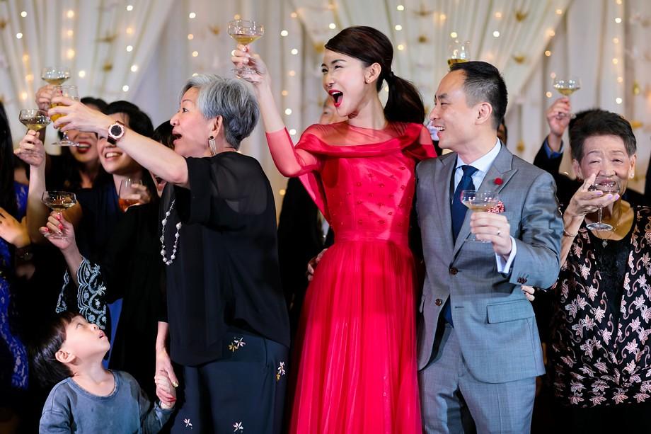 Singapore Holy Matrimony Wedding Celebration