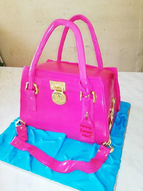 Handbag Cake by Terry Cakes