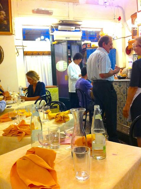 Restaurant in Milan