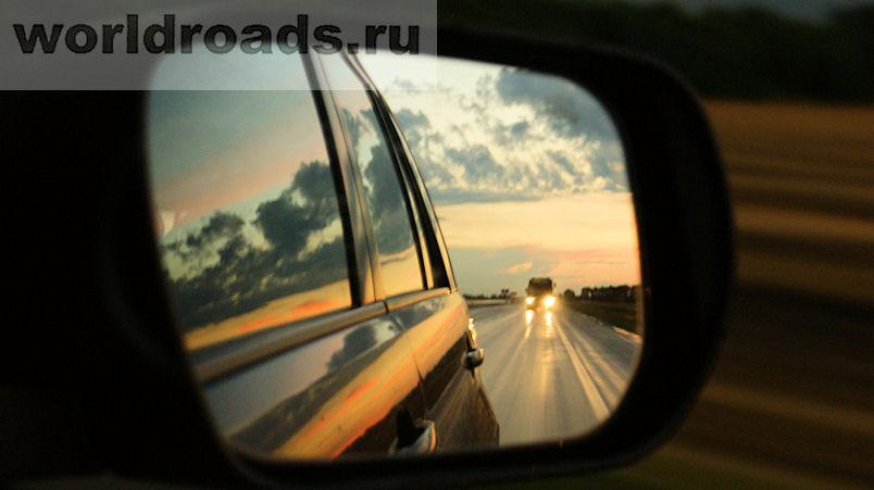 Дорога на Псебай