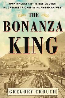Bonanza KIng book cover