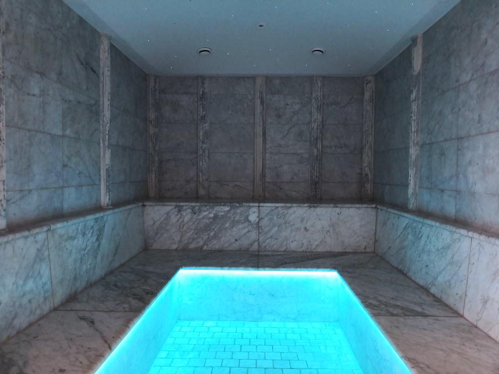 Aromatherapy room