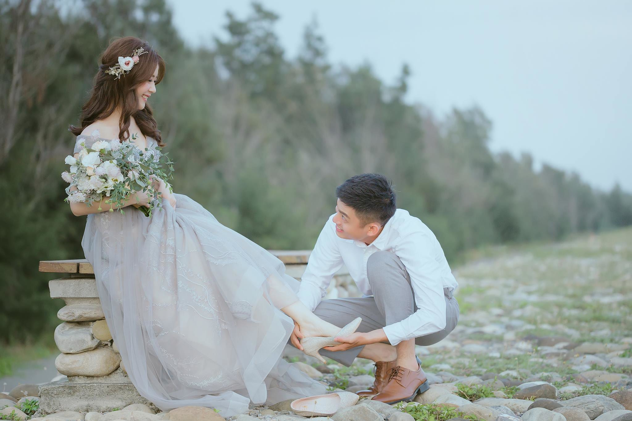 台南自助婚紗FM1982